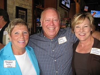 Margaret Kelly, Dave Smith, Deb Theaker